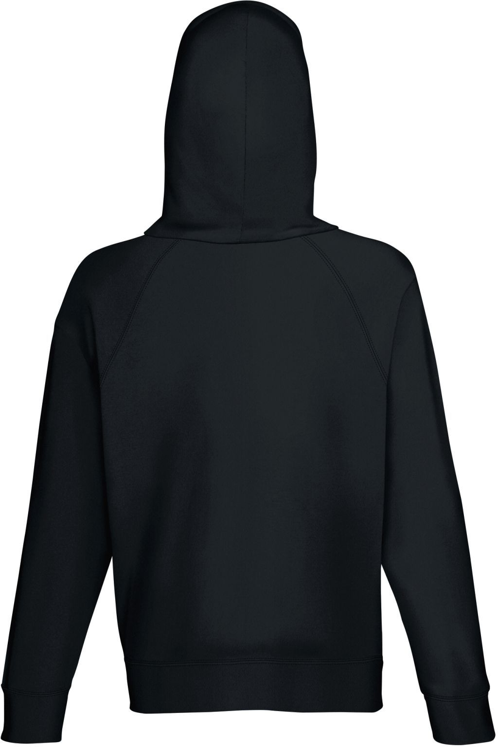e83358b2371f Bluza męska rozpinana z kapturem Lightweight Czarna XL    Fruit Of ...